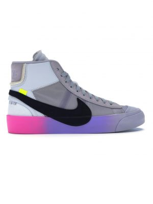 "Nike Blazer Mid Off-White Wolf Grey Serena ""Queen"""