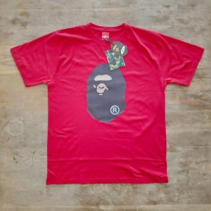 Bape Ape Face T-shirt